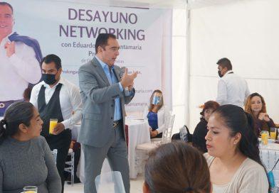 Rivera Santamaría ayuda a emprendedoras